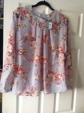 Primark Casual Regular Size Tops & Shirts Waist for Women
