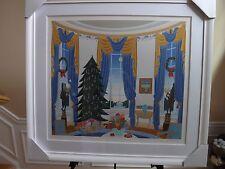 "THE HILLSBORO LIGHTHOUSE //WATERCOLOR PRINT// 8 1//2/"" X 11/""// MIMI DAVIS ARTIST"