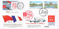 """FFC CHINA """"50 years Relationship China-France, MAO ZEDONG & DE GAULLE"""" (T1) 2014"""