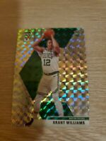 2019-20 Panini Mosaic Prizm Silver Grant Williams Boston Celtics SP REF RC