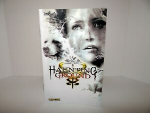Haunting Ground Playstation 2 Replacement Manual