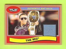 "2018 Topps Heritage Wwe Bronze ""The Miz"" Tlc Mat Relic #47/99"