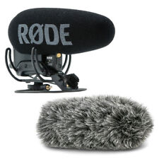 Rode Videomic Pro Plus Kamera Mikrofon + Windschutz DCVMP+