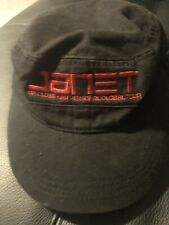 Janet Jackson Number # 1s Ones Up Close And Personal Tour Cap - Rhythm Nation