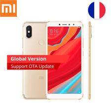 """5 99"""" Xiaomi Redmi S2 Octa Core 4gb 64gb 12mp 4g mobile Phone Téléphone 3080mah"""