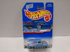Hot Wheels Mattel 1999 First Editions 56 Ford Truck Blue 22 of 26 050319AMCAR