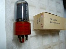 6V6GTY Standard Electric USA  New Old Stock  Valve Tube 1 pc  F18