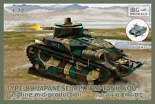 IBG 1/72 Type 89 Japonais Char Moyen KOU à Essence Mid-Production # 72038