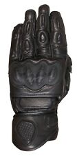 Weise Apex Leather Motorcycle Gloves