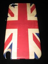 British Flag Hard Cover Case for iPod Touch 5th Gen British Uk Flag Vintage Look