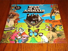 THE ANIMALS THE BEST OF THE ANIMALS LP SEALED!