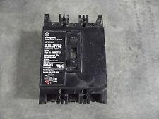 Westinghouse  15 Amp Breaker MCP03150 R   3 POLE 600VAC