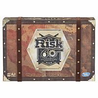 Risk 60th Anniversary Edition Family Board Game