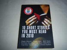 10 Short Stories you must read in 2010 By Various Writers Book