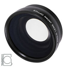 55MM WIDE ANGLE MACRO LENS Canon EOS M6  Digital Camera with 18-150mm Lens