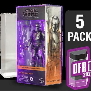5 pack Figure Shield DFR-1 2020 Deflector for Black Series figures
