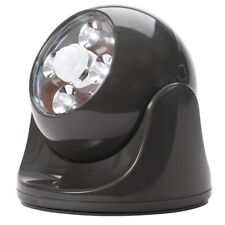 MAXSA(R) INNOVATIONS 40252 Battery-Powered Motion-Activated Anywhere Light (Bro
