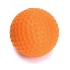 Practice Golf Balls Foam Sponge Soft Elastic Golf Training Balls Toy Accessories