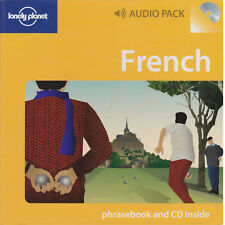Lonely Planet French Audio Pack Phrasebook and CD Dictionary Phrase Book