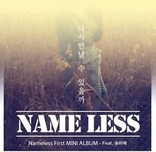 Name Less, The Nameless, Nameless - Will I Be Seeing U [New CD] Extended Play