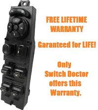 NEW 1997-2001 Jeep Cherokee Electric Power Window Master Switch