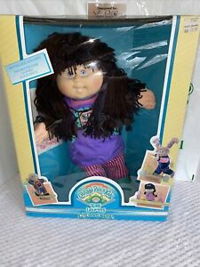 Rare Pitts Bouts Designer Line 1990 Cabbage Patch Kid HTF Doll