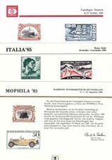 Echte Briefmarken mit Motiven aus den USA