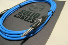 Solid Cables EX Series Instrument Guitar Cable 20' made in USA - Limited Edition