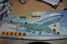 REVELL 1:144 BOEING 747 JUMBO JET LUFTHANSA     H-176