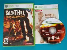 XBOX 360 : Silent Hill Homecoming