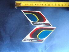 autocollant Peugeot Talbot Sport Sticker Aufkleber