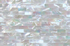 3'x2' Natural Stone Marble Garden Outdoor Table Top Mother of Pearl Inlaid E220
