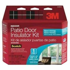 3M Scotch Patio Door Insulator Kit