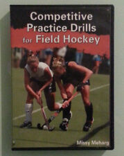 missy meharg COMPETITIVE PRACTICE DRILLS FOR FIELD HOCKEY  DVD