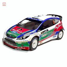 HPI 106950 WR8 3.0 Ford Fiesta Abu Dhabi WRC RTR modellismo