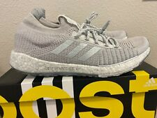 Adidas PULSEBOOST HD LTD M Running Sneakers Shoes Grey (F33910) Size 13 US