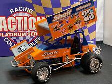 Action Frankie Kerr Schoff Motorsports 1998 Sprint Car 1/18 Diecast 1/4008