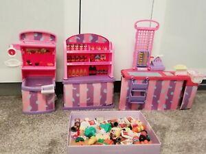 Barbie Lots To Do Supermarket Vintage