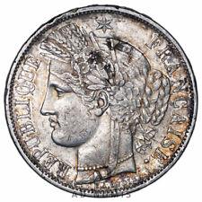 5 francs 1849 A Cérès France - Argent
