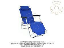 Mini Sdraio In Tela.Tela In Textilene Per Sdraio E Lettino Sedie A Sdraio Arredamento