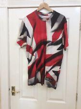 Mens Eleven Paris Les Artistes Moss 74 Union Jack T Shirt XL (0) Vgc