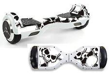 Skulls Pattern Sticker/Skin Hoverboard / Balance Board Hov31