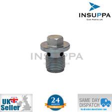 VAUXHALL/OPEL ASTRA H J INSIGNIA 2.0 CDTI SIGNUM SUMP DRAIN PLUG 652950