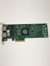 NC382T 458491-001 HP PCI-e Dual Port Gigabit Network Adapter Low Profile NEW!!!