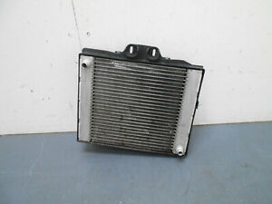 2015 12 13 14 16 BMW M6 F12 F13 Front Left Auxiliary Radiator #0626