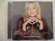 Birgit Langer - Glaub An Deine Träume - CD