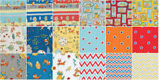 FOX PLAYGROUND by  DENA from FREE SPIRIT FABRICS 15 fat quarters