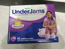 Pampers UnderJams Bedtime diaper boy Girl S/M or L/XL Choose Size C description
