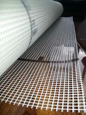 Fibreglass Mesh Backing For Plaster Rendering Crack Repair Any Size (FREE POST)