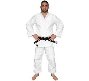 Mizuno Shiai Judo Gi Size 4 White - NEW